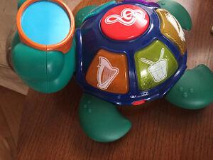 Baby Einstein baby Neptune ocean orchestra turtle Reduced!! Kitchener / Waterloo Kitchener Area image 4