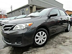Toyota Corolla 4dr Sdn  ** NOUVEL ARRIVAGE **  2013