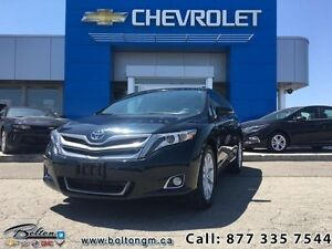 2013 Toyota Venza XLE  - one owner - trade-in - non-smoker - Blu