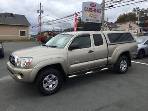2007 Toyota Tacoma SB 4-Door Access Cab 6.1-Foot Bed 4WD 4.0-Lit