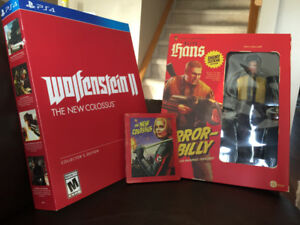 Wolfenstein II - The New Colossus Collector's Edition