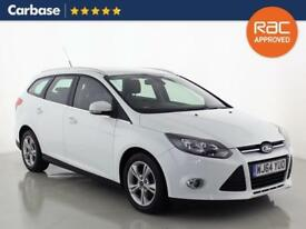 2014 FORD FOCUS 1.6 TDCi Zetec ECOnetic 5dr Estate