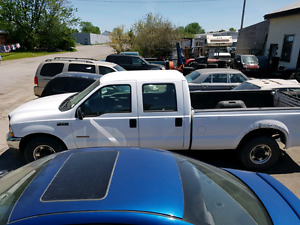 2003 Ford F350 Super Duty Crew Cab 2wd