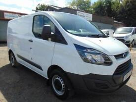 Ford Transit Custom 2.2TDCi ( 100PS ) ECOnetic 270 L1H1 2015 ( 15 Reg )