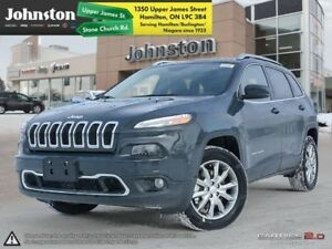 2018 Jeep Cherokee Limited  - Navigation -  Uconnect - $231.98 B