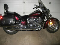 Great condition 2007 Yamaha Vstar 1100 Silverado Classic Cruiser