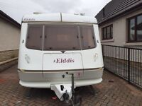 Elddis Vougue 2 berth 16foot