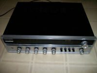 Vintage Fisher 201 AM/FM Receiver Stereo