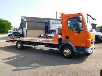 2008 58 Reg DAF LF 160 BHP Recovery Truck LEZ Compliant