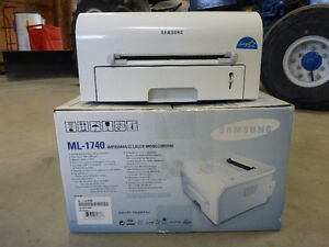 Samsung Laser Printer (BW)