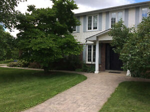 Executive house for rent in Thornhill