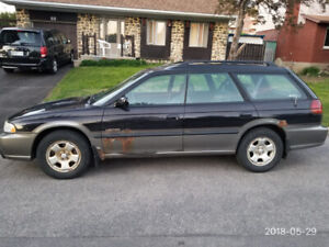 1998 Subaru Legacy Outback - Limited - Vente Rapide/Quick Sale