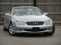 Miniature 3 Voiture Européenne d'occasion Mercedes-Benz SL-Class 2003