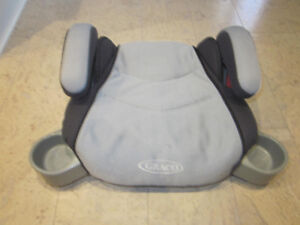 Graco Backless Turbo Booster Seat - 4-10 yrs old - 2016 Model