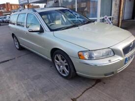 2007 VOLVO V70 D5 SE 5dr Geartronic [185] Automatic