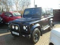 2007 Land Rover 90 Defender 2.4 TDCi County