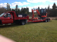 Ron Dorcas Mini Excavating Services