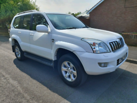2005 TOYOTA LANDCRUISER LC5 D-4D AUTOMATIC 7-SEATER
