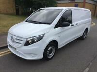 2016 Mercedes-Benz Vito 1.6 109CDI Extra Long Panel Van 6dr Manual Panel Van