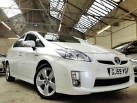 2009 Toyota Prius 1.8 VVT-i Hybrid T Spirit Hatchback 5dr Electric Hybrid