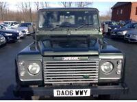Land Rover Defender 110 2.5 TD5 XS STATION WAGON