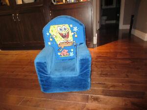 Sponge bob child/kids chair London Ontario image 1
