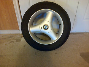 4 - BMW Rims/Centre Caps