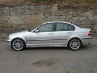 2003 52 BMW 3 SERIES 3.0 330I 4D 228 BHP
