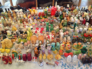 400 Pairs of Antique Salt and Pepper Shakers for Sale Kitchener / Waterloo Kitchener Area image 2