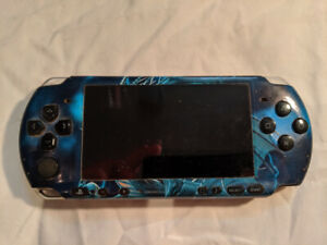 Sony PSP 3000 Handheld Console with Games
