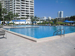 Condo in South Florida Hallandale-Fort Lauderdale-Hollywood