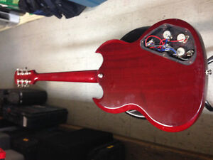 Epiphone Special / Epiphone SG Special Cambridge Kitchener Area image 9