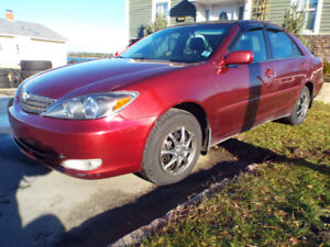 2004 TOYOTA CAMRY GREAT CONDITION