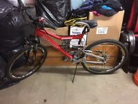 Infinity Intruder 21 speed mountain bike $100.00 OBO