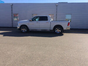 2011 Dodge Big Horn Pickup Truck
