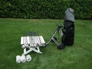 Complete Golf Set, Left Handed