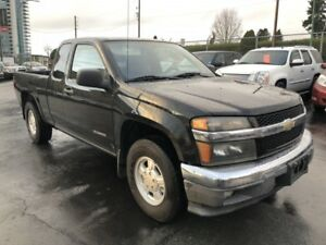 2005 Chevrolet Colorado Ext Cab RWD