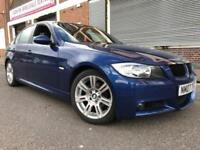 BMW 3 Series 2007 2.0 318i M Sport 4 door 3 MONTHS WARRANTY, BARGAIN