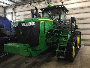 John Deere 9560RT Tractor