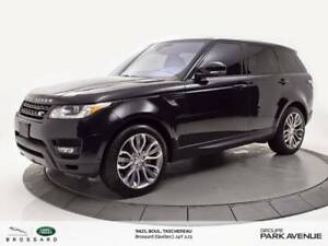 2016 Land Rover Range Rover Sport V8 Supercharged Dynamic *Certi