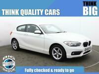 2017 BMW 1 Series 118I SE Hatchback Petrol Manual