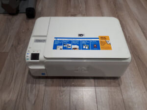 Imprimante hp c4480 scanneur photocopieur