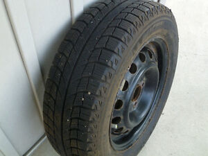 SNOW TIRES - MICHELIN  Great Deal in Stratford