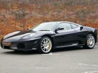 2008 Ferrari F430 F1 - Great Specification - FSH COUPE Petrol Automatic