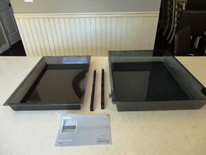 Ikea Never used Inreda Shelf Trays or Table Top Storage Trays Kitchener / Waterloo Kitchener Area image 1
