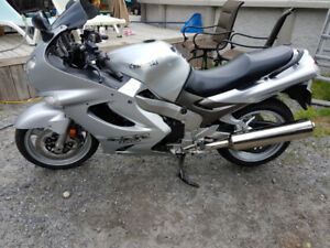Zzr1200 in great shape well look after