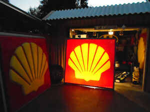 SHELL SIGNS
