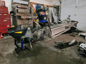 Parting out 2013 rmk 163