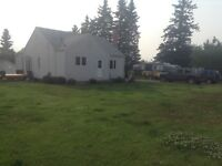 Farm House for Rent Yorkton area