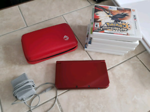 Used New Nintendo 3Ds XL With Accessories